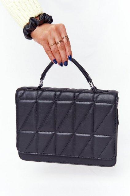 Dámska kabelka čierna kód kabelky AM-23 BLACK