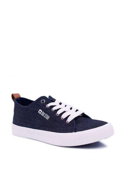 Modrá obuv NJSK DD174164 NAVY