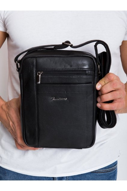 Pánska kabelka čierna kód CE-TR-8022-NDM-PA.50