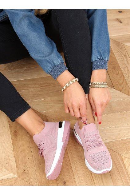 Dámske tenisky ružové G-363