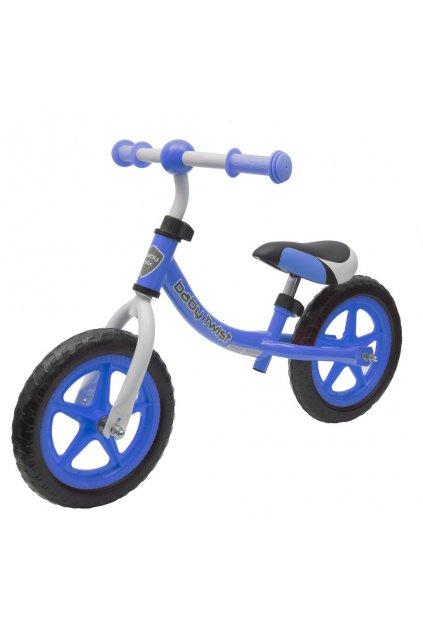 Detské odrážadlo bicykel Baby Mix TWIST modré