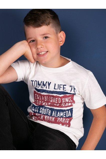 Tričko t-shirt kód 298-TS-TL-10502.04P