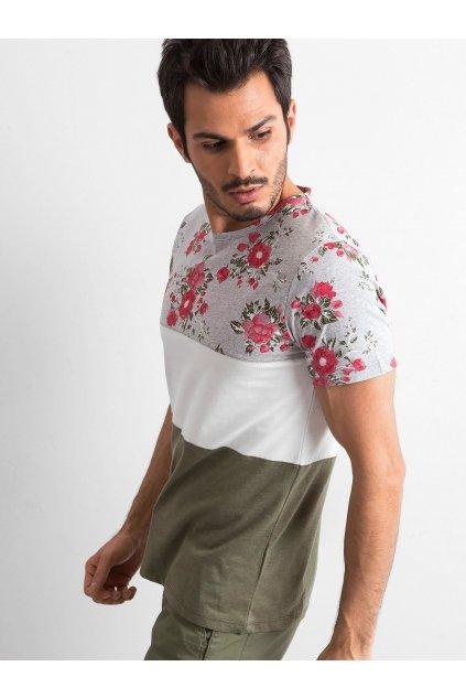 Tričko t-shirt kód M019Y03042019