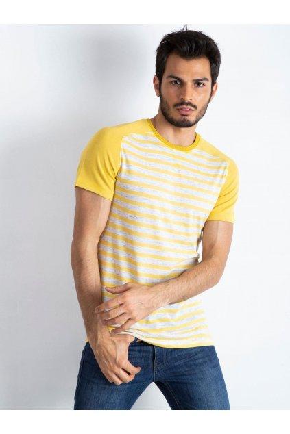 Tričko t-shirt kód M019Y03054438