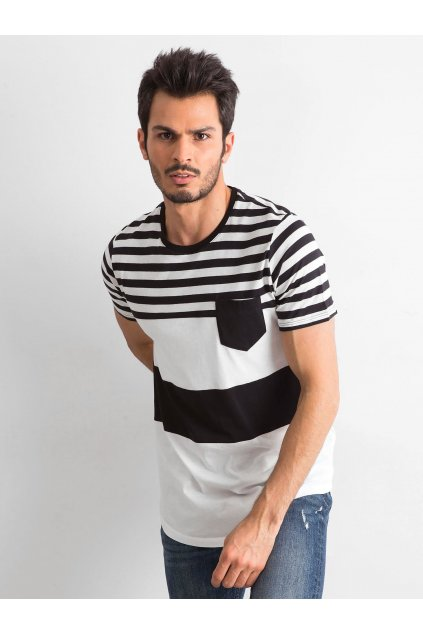 Tričko t-shirt kód M019Y03055038
