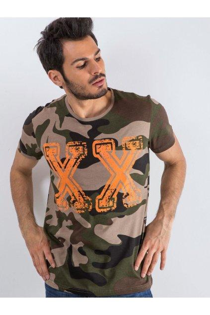 Tričko t-shirt kód MH-TS-2100.93P