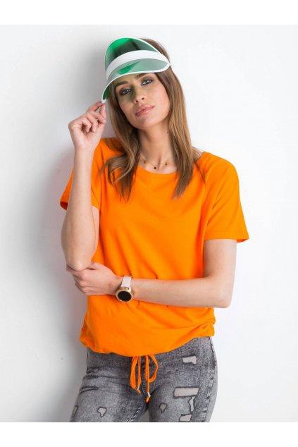 Dámske tričko jednofarebné kód RV-TS-4834.02P