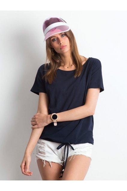 Dámske tričko jednofarebné kód RV-TS-4834.69P