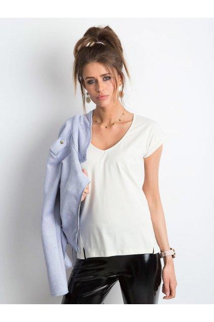 Dámske tričko jednofarebné kód RV-TS-4839.33P