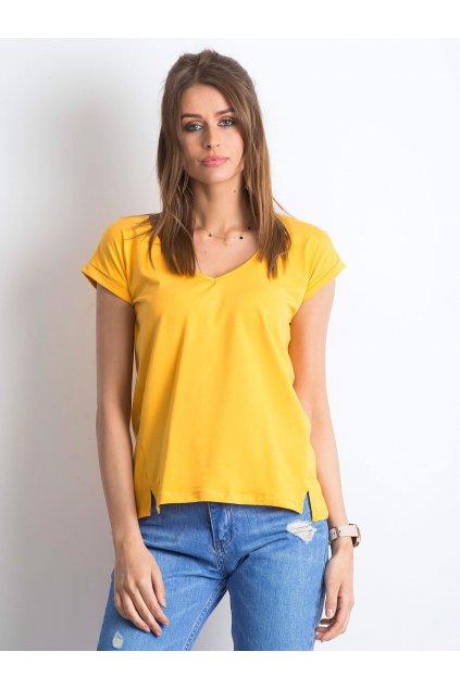 Dámske tričko jednofarebné kód RV-TS-4839.44P