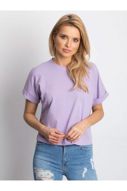 Dámske tričko jednofarebné kód RV-TS-4841.45P