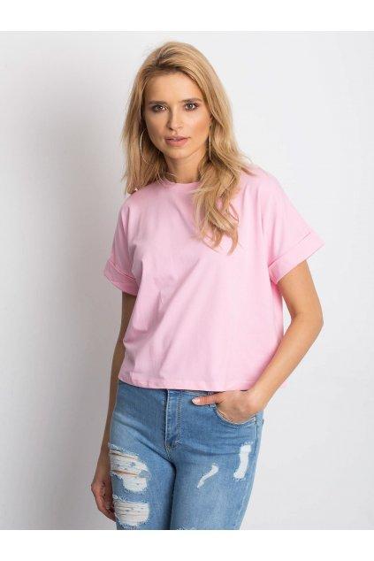 Dámske tričko jednofarebné kód RV-TS-4841.72P