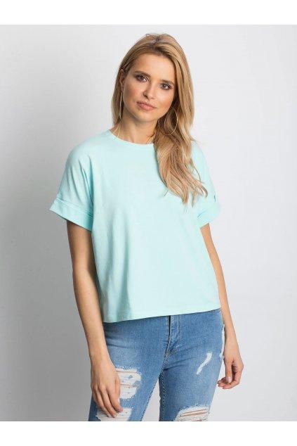 Dámske tričko jednofarebné kód RV-TS-4841.77P