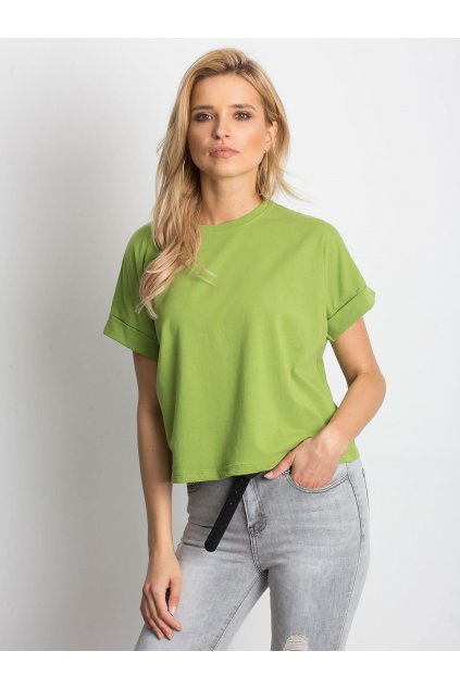 Dámske tričko jednofarebné kód RV-TS-4841.81P