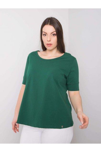 Dámske tričko plus size kód RV-TS-6330.92P