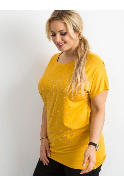 Dámske tričko plus size kód TO-TS-010302.58P