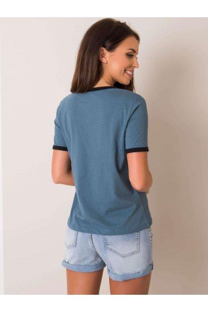 Dámske tričko jednofarebné kód TW-TS-G-007.18