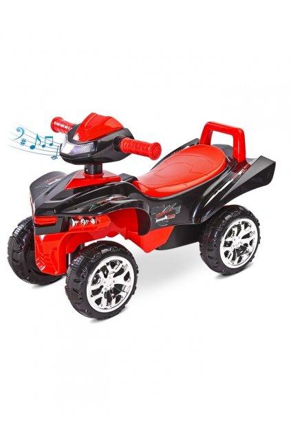 Odrážadlo štvorkolka Toyz miniRaptor červené NJSK 31911