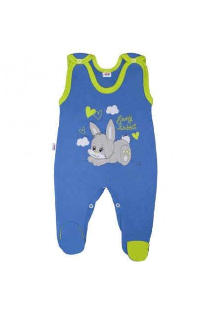 Detské dupačky New Baby Lovely Rabbit NJSK 35594