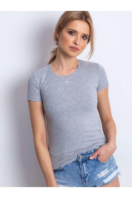 Dámske tričko jednofarebné kód YP-BZ-aha0028.15