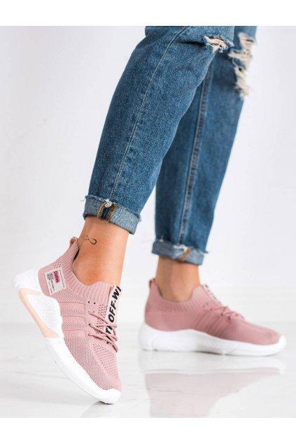Ružové tenisky Artiker kod 48C1361P