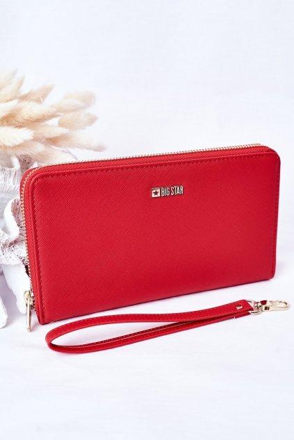 Peňaženka farba červená kód HH674003 RED