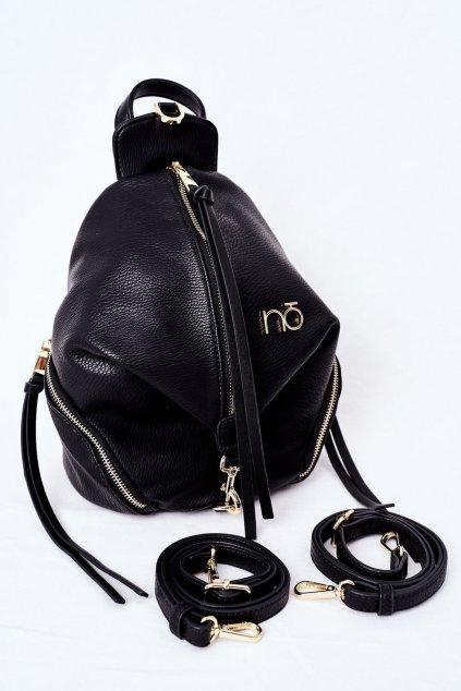 Dámska kabelka čierna kód kabelky NBAG-K3190-C020 BLK