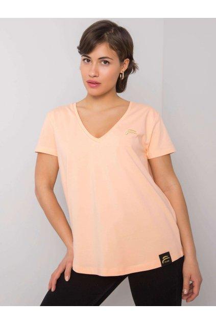 Dámske tričko jednofarebné kód TK-FF-TS-01042021.46P