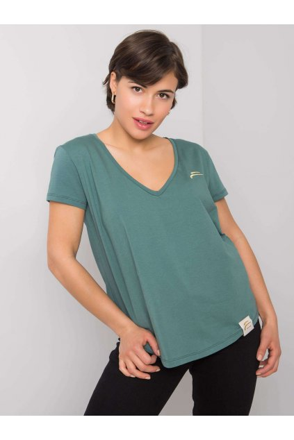 Dámske tričko jednofarebné kód TK-FF-TS-01042021.48P