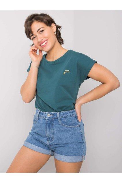 Dámske tričko jednofarebné kód TK-FF-TS-02052021.49P