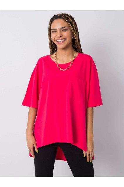 Dámske tričko jednofarebné kód TK-RP-TS-T080503.61P