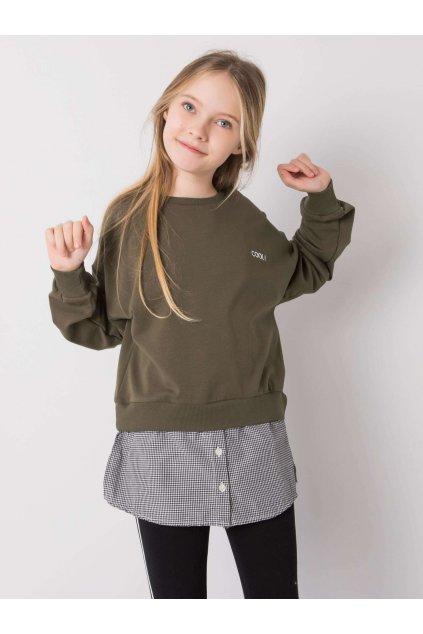 Detská dievčenská mikina kód TY-BL-11949.91
