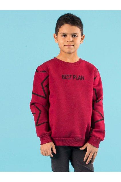 Detská chlapčenská mikina kód TY-BL-13314.39