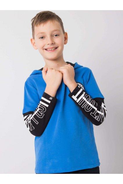 Detská chlapčenská mikina kód TY-BL-13381.47
