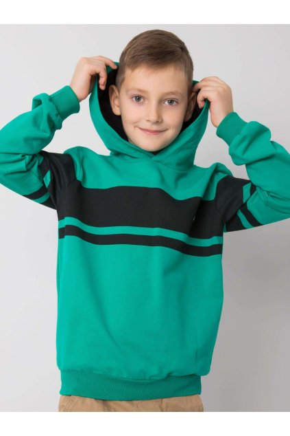 Detská chlapčenská mikina kód TY-BL-13385.30