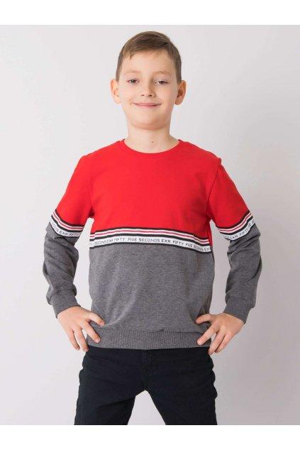 Detská chlapčenská mikina kód TY-BL-13496.25