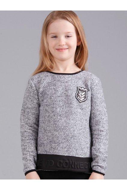 Detská dievčenská Dámska mikina kód TY-BL-38057.18