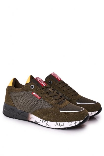 Zelená obuv kód topánok FF174209 GREEN