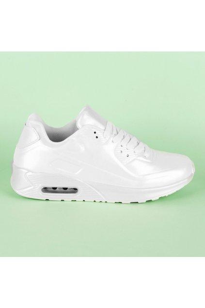 Biele tenisky AB-60W