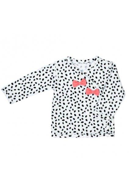 Dojčenská bavlněná košilka Nicol Alice