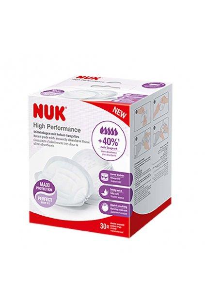 Prsné vankúšiky NUK High Performance 30 ks