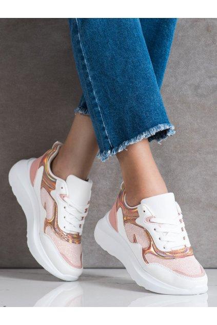 Ružové tenisky Sweet shoes kod L8070P