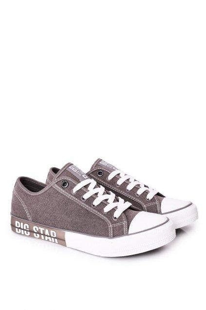 Sivá obuv NJSK HH174049 GREY