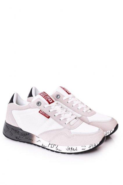 Biela obuv NJSK FF174208 GREY