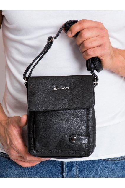 Pánska kabelka čierna kód CE-TR-012-NDM-PA.77