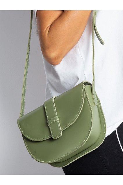 Crossbody kabelka zelená kód CE-TR-BAGLD012297.31