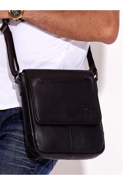 Pánska kabelka čierna kód CE-TR-013-NDM.22