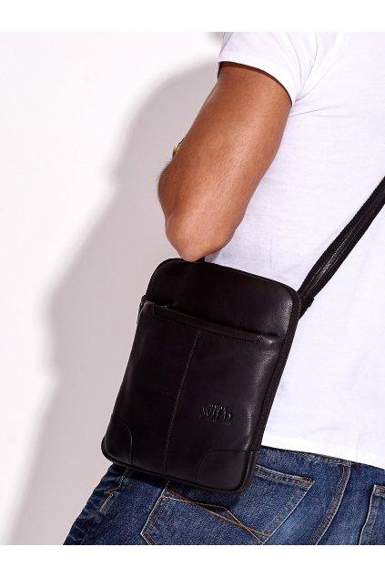 Pánska kabelka čierna kód CE-TR-014-NDM.20