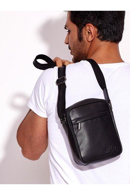 Pánska kabelka čierna kód CE-TR-5021-NDM.24