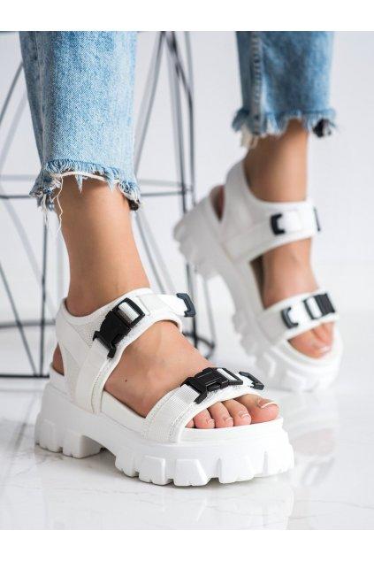 Biele sandále Seastar kod NS191W